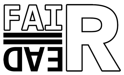 Fair read logo